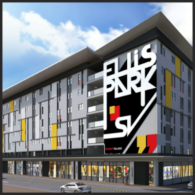 Ellis Park Student Accomodation